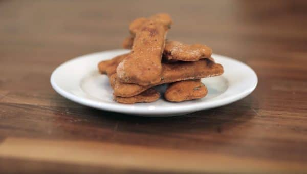 Your Dog Will Love This Healthy Alternative to Human Food — Pizza Bone Treats for Dogs [Recipe]