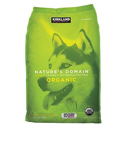 Nature's Domain organic dog food