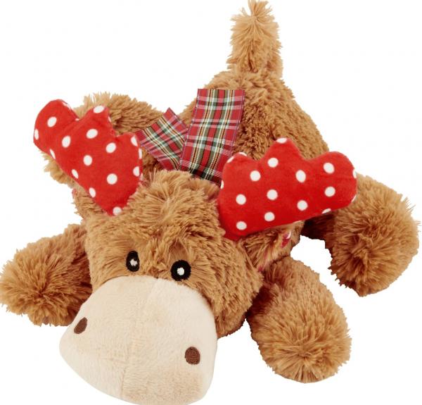 Kong reindeer toy