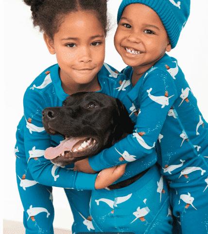 matching human and dog christmas pajamas