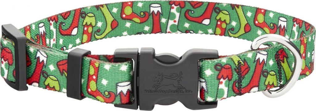Ganz Christmas Holiday Jingle Bell Dog Collars and Leashes