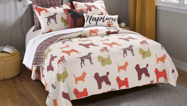 13 Cozy Dog Sheets For Peaceful Doggy Nights