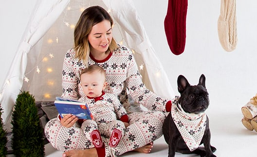 Family Christmas Pajamas With Dog.8 Human And Dog Matching Christmas Pajamas You Ll Need After
