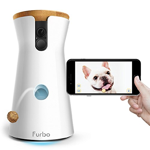 Furbo Treat-Tossing high-tech pet camera product
