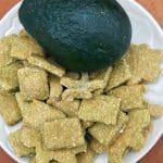 avocado dog treats