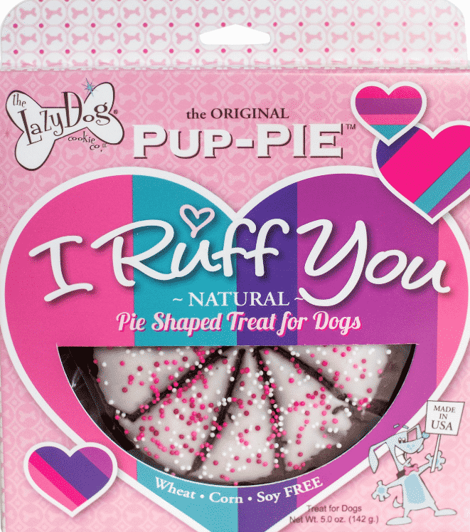 The Lazy Dog Cookie Co. Pup-PIE Dog Treat