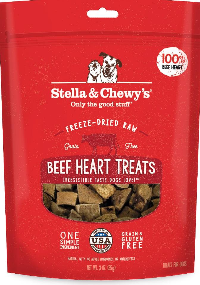 Stella & Chewy's freeze-dried dog treats
