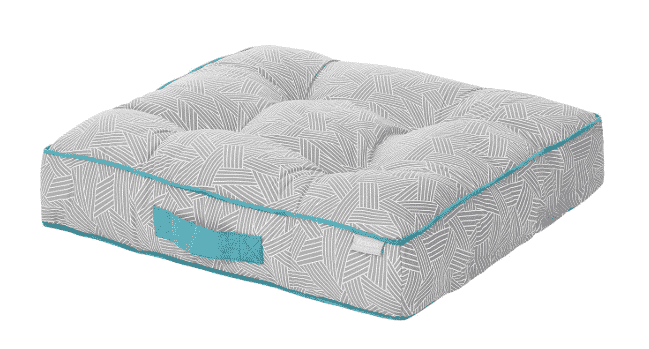 Frisco tufted cheap dog bed
