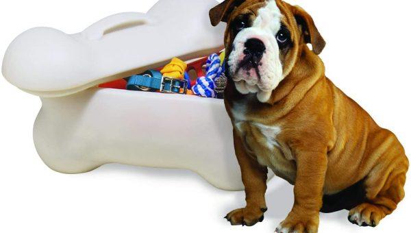 dog toy storage
