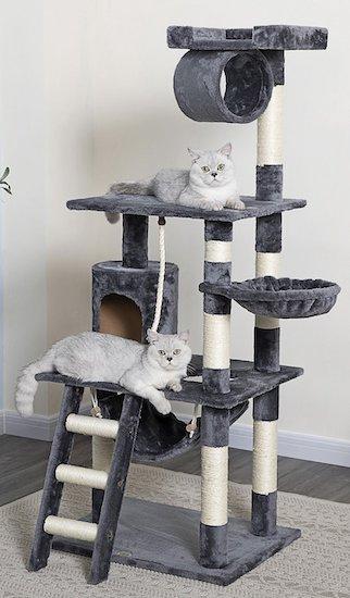 Go Pet gray condo