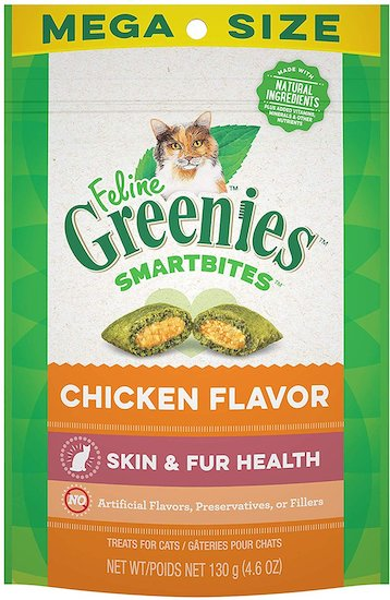 Greenies Smartbites treats
