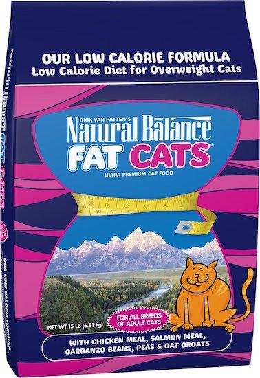 Natural balance fat cats