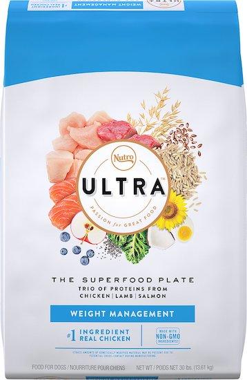 Nutro Ultra dog food