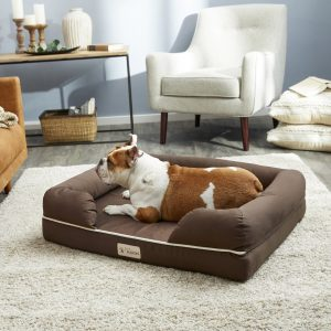 PetFusion ultimate memory foam dog bed