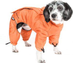 Dog Helios Thunder full-body puppy jacket