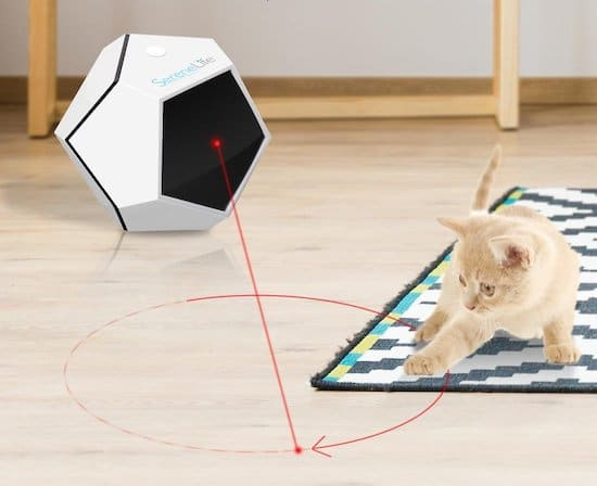 SereneLife laser toy