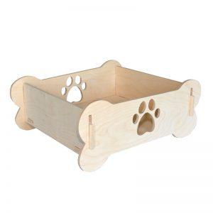 Wayfair birch wood box dog toy storage
