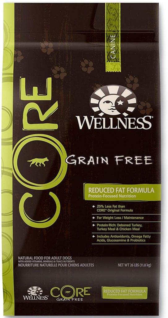 Wellness Core grain-free food