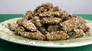 liver dog treats recipe