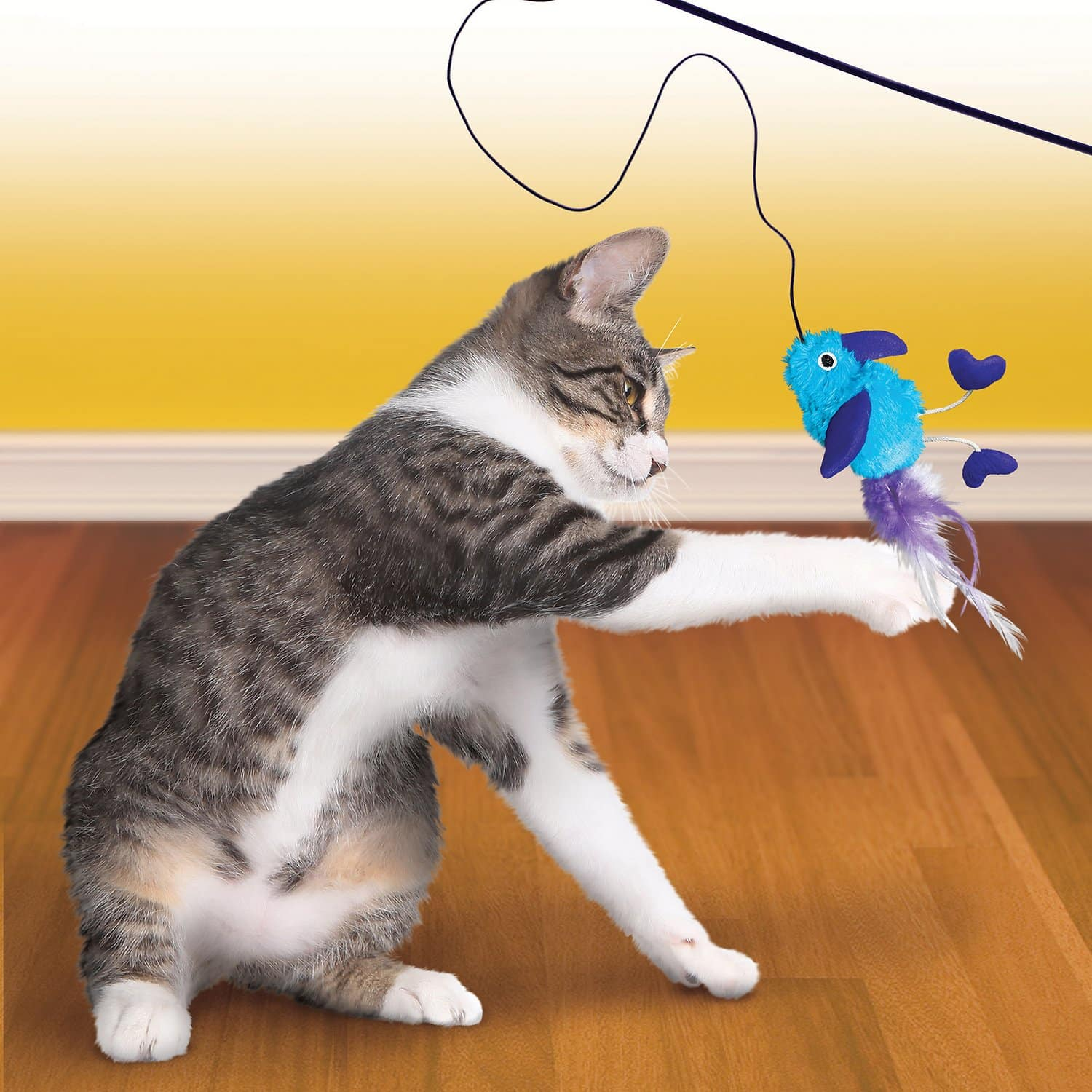 Top Cat Toys Of 2020 According To Real Cats