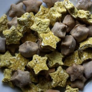 2 ingredient baby food dog treats