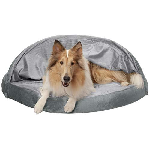 Furhaven Cave Dog Bed