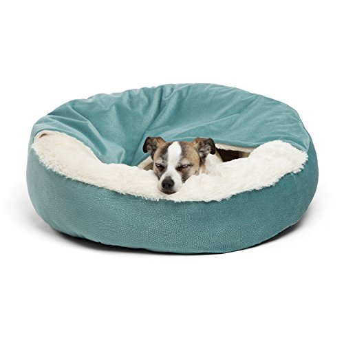 Sheri Cave Dog Bed