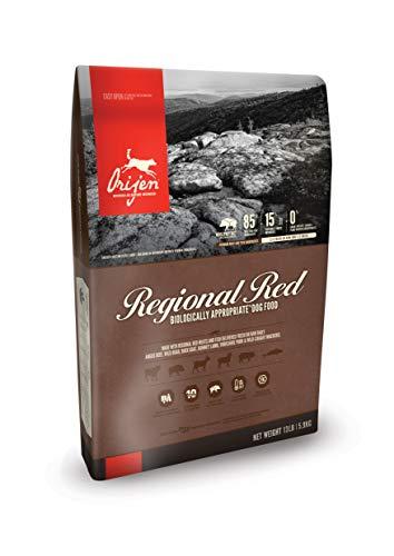 Amazon Orijen regional red dog food without chicken