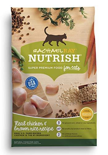 bag of Nutrish cat food