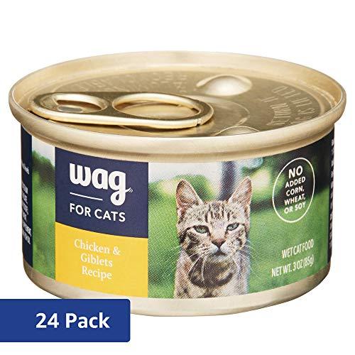 Wag Wet Cat Food Chicken 2019