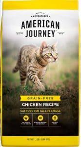 Grain Free Dry Natural Cat Food 2019