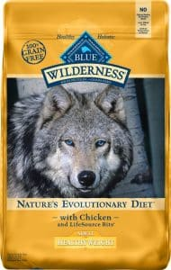 bag of Blue Buffalo Wilderness