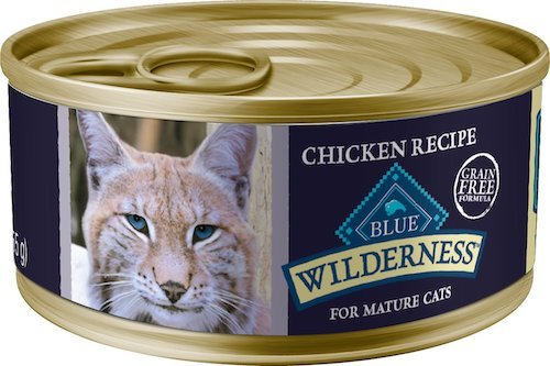 Blue Buffalo canned