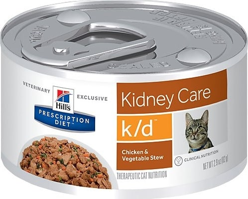 Hill's Presctiption Diet Kidney Care canned food