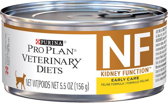 Purina Pro Plan Veterinary Diets NF Kidney Function Early Care Formula