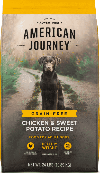 american journey puppy food