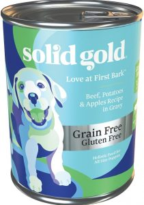 Solid Gold Love At First Bark recipe