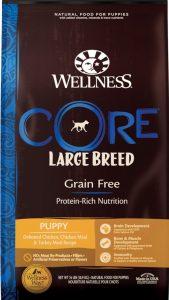 Wellness Core Grain-Free for large breed