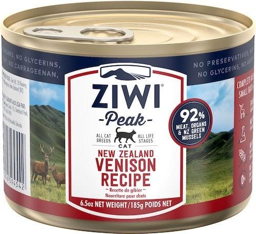 Ziwi Peak venison recipe