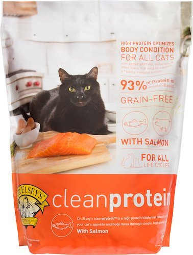 Dr. Elsey's Clean Protein cat food for weight gain