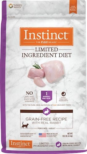 Instinct LID cat food