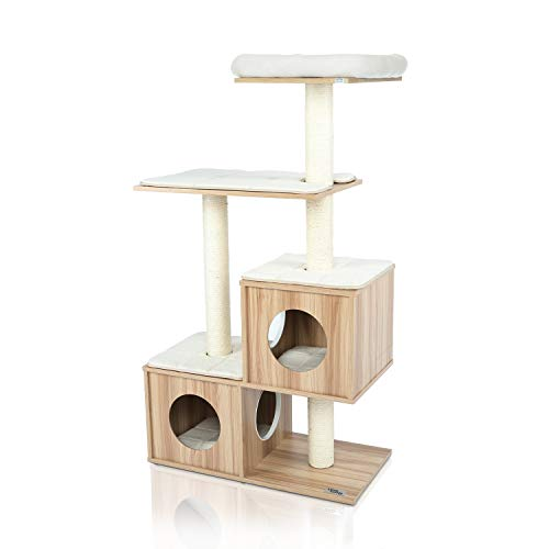 Lazy Buddy wooden condo cubes
