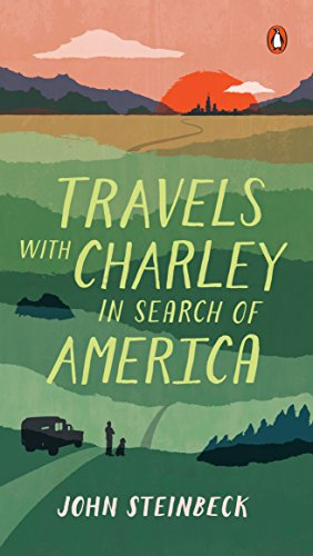 """""""Travels with Charley in Search of America"""" dog book"""