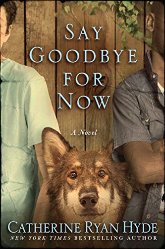 """""""Say Goodbye For Now"""" book cover"""