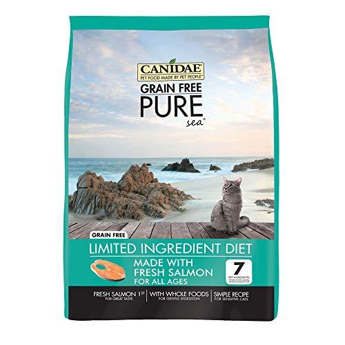 bag of Canidae grain-free fish-based diet