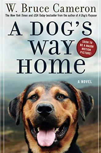 """A Dog's Way Home"" book"