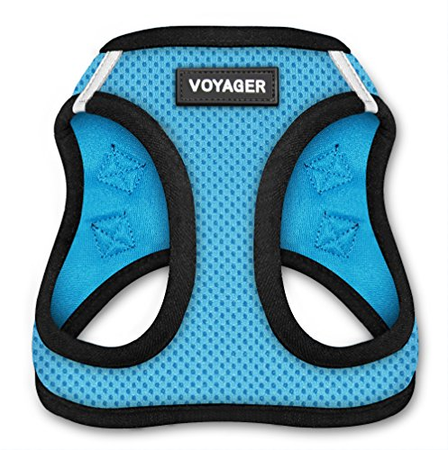Voyager Velcro Harness for Dogs