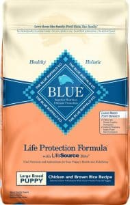Looking for the best food for a golden retriever puppy? Check Blue Buffalo out.