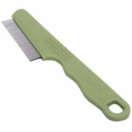 cat flea comb