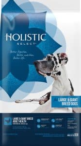 Holistic Select large and giant breed food